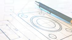 製作図面や現品からの歯車作成イメージ